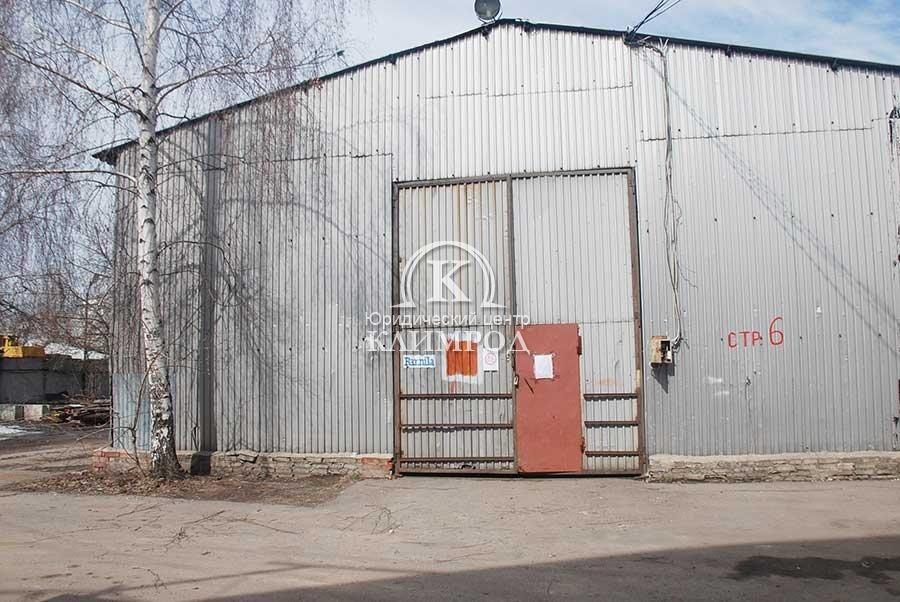 ворота для ангаров в обнинске
